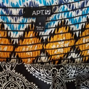 Apt. 9 Dresses - Print Maxi Dress